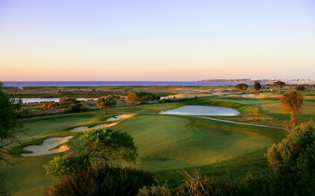Golf tur til Lagos, Portugal