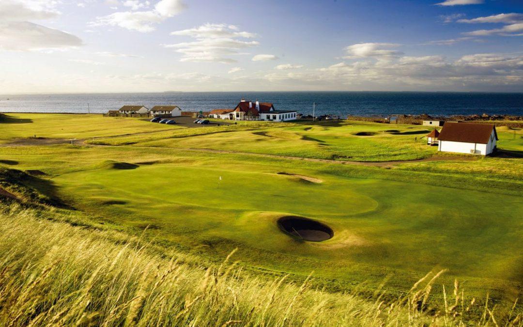 Golf i Skottland